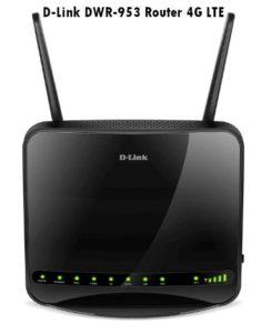D-Link DWR-953 Router 4G LTE