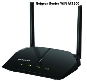 Modem Netgear Router WiFi AC1200