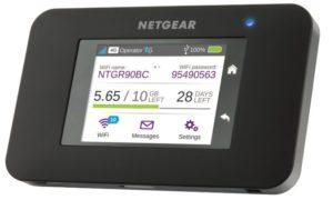 Netgear Router WiFi portatile 4G