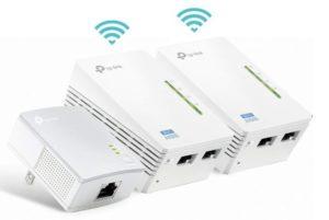 TP-Link TL-WPA4220Tkit powerline