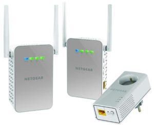 kit extender Netgear PLP1200 100FRS
