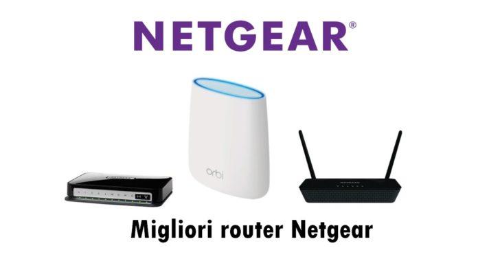 recensione migliori router netgear