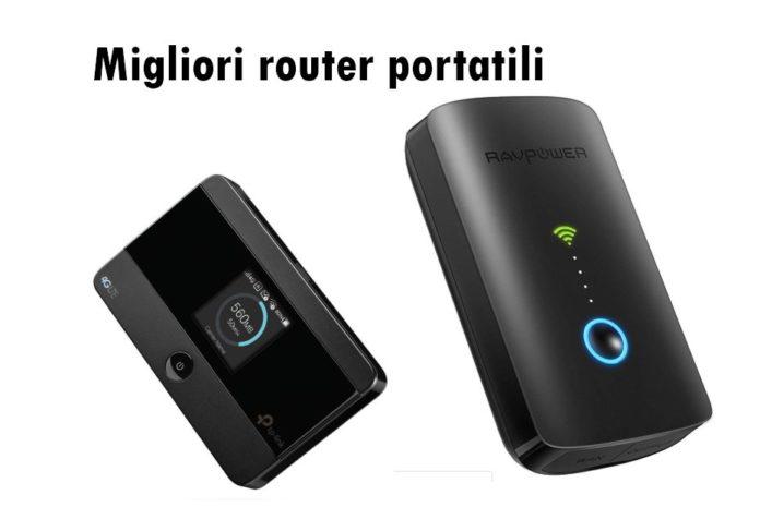 recensione migliori router portatili