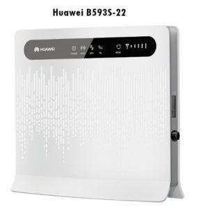 router Huawei B593S-22