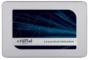 hd ssd interno Crucial by Micron MX 500