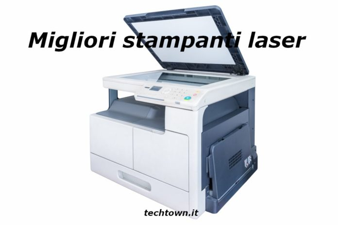migliori stampanti laser recensione
