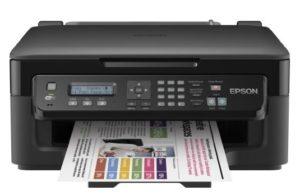 Epson WF 2510 stampante multifunzione