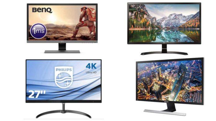 recensione migliori monitor 4k