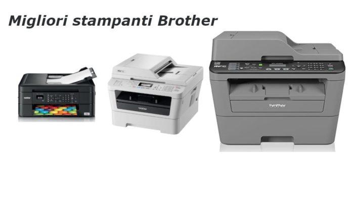 recensione migliori stampanti brother multifunzione