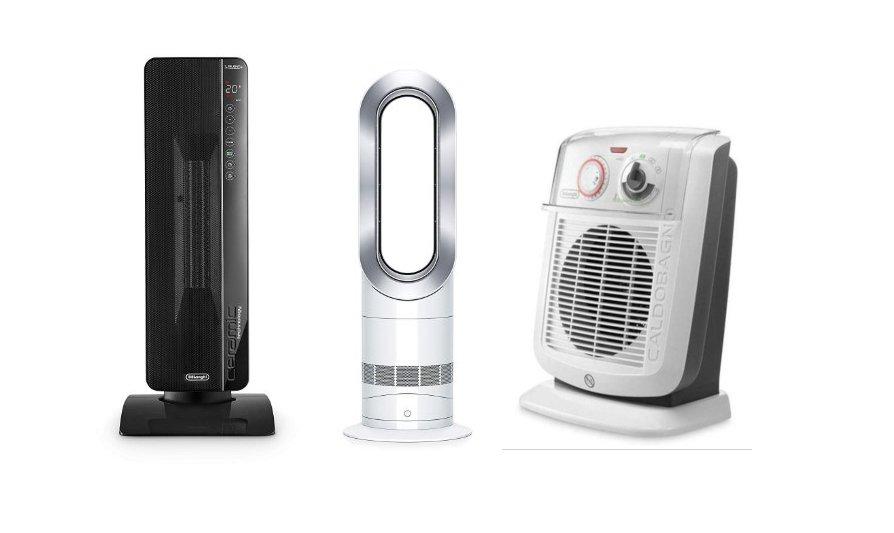 classifica dei 5 migliori termoventilatori