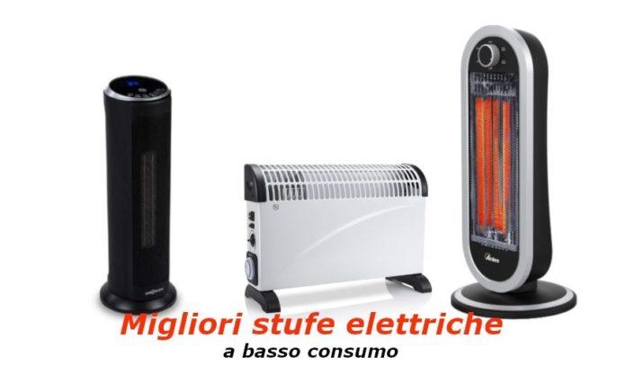 migliori stufe elettriche a basso consumo