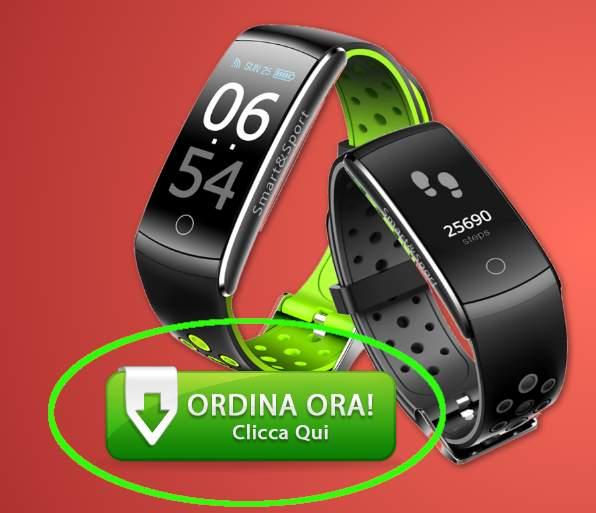 smart e sport watch prezzo