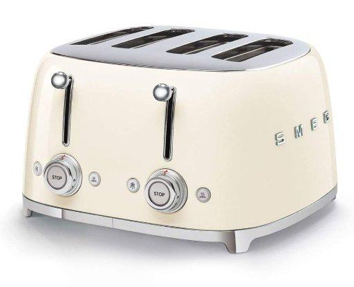 recensione tostapane smeg