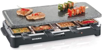 Severin RG 2343 raclette Partygrill