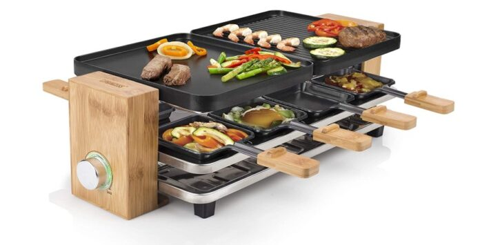 miglior raclette grill