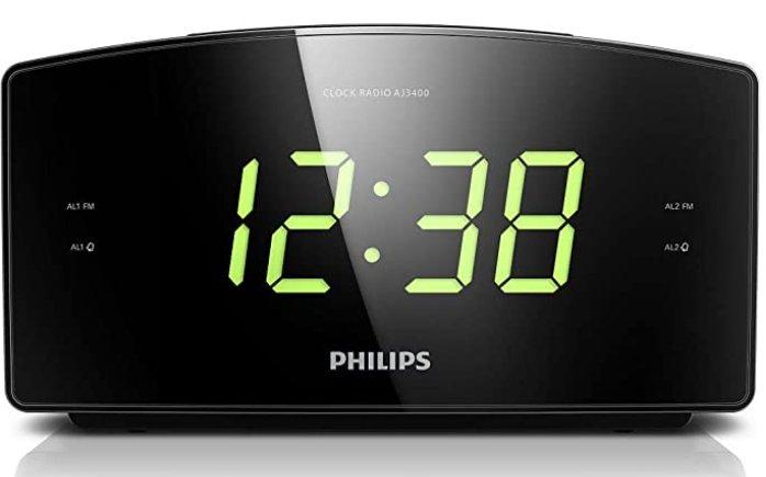 Philips AJ3400 Radio Sveglia